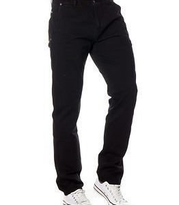 Makia Five Pocket Trousers Black