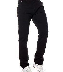 Makia Five Pocket Trousers Black