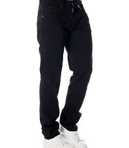 Makia Five Pocket Trousers Dark Navy