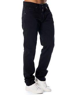 Makia Five Pocket Trousers Dark Navy