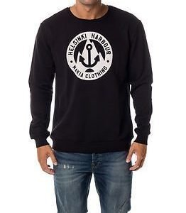 Makia Harbour Sweatshirt Black