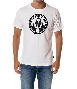 Makia Harbour T-Shirt White