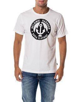 Makia Harbour T-Shirt White