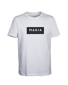 Makia Label T-shirt White