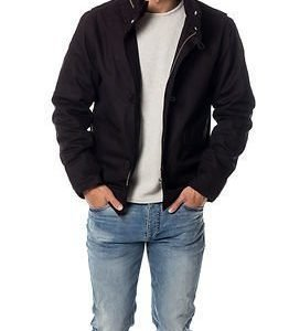 Makia Lined Makia 65 Jacket Black
