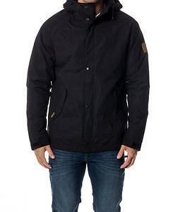 Makia Lined Raglan Jacket Black