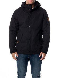 Makia Lined Raglan Jacket Black