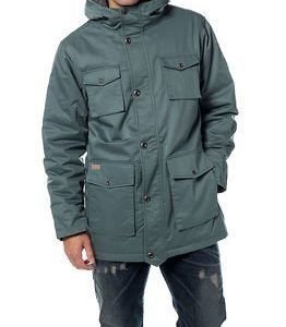Makia Long Field Jacket North Atlantic