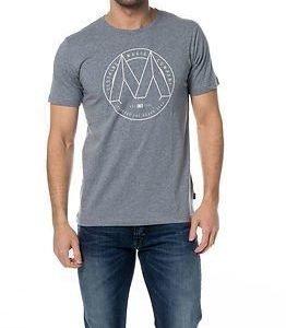 Makia M T-Shirt Blue Stone
