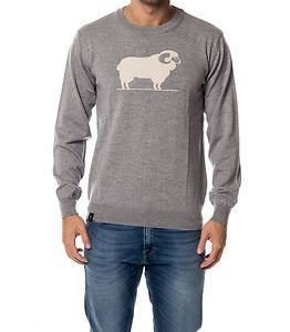 Makia Merino Sheep Knit Grey