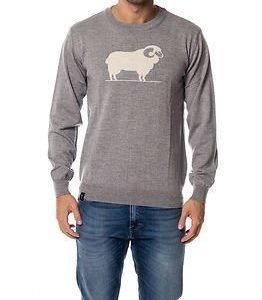 Makia Merino Sheep Knit Grey
