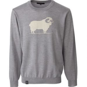 Makia Merino Sheep Knit Merinovillaneule