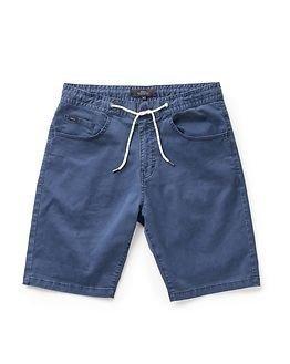 Makia Nautical Shorts Blue