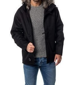 Makia Original Raglan Parka Black