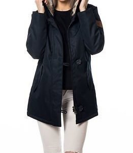 Makia Original Raglan Parka Navy