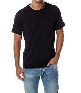 Makia Pocket T-shirt Black