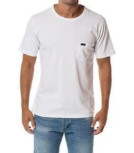 Makia Pocket T-shirt White