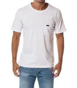 Makia Pocket T-shirt White