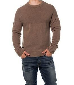 Makia Raglan Knit Brown