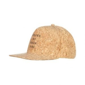 Makia Rough Seas Crew Cork Cap Lippalakki