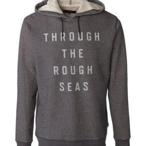 Makia Rough Seas Hooded Sweatshirt Huppari