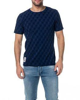 Makia Segel T-Shirt Indigo