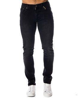Makia Slim Fit Jeans Washed Black