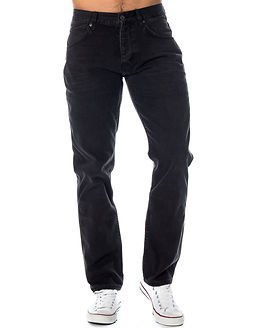 Makia Tapered Fit Jeans Washed Black