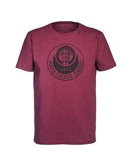 Makia Torre T-shirt Syrah
