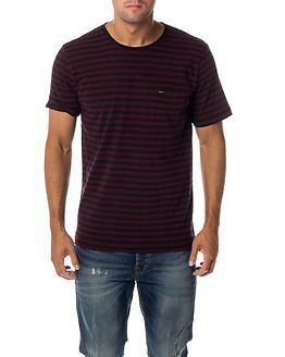Makia Verkstad T-shirt Grey-Syrah