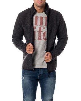 Makia Wool Fleece Grey