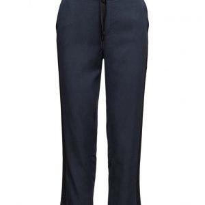 Mango Baggy Soft Trousers suorat housut