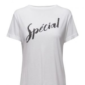 Mango Bead Message T-Shirt