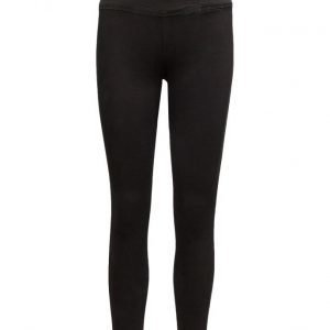 Mango Black Piti Jeggings legginsit