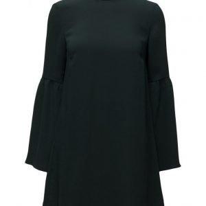 Mango Bow Neck Dress lyhyt mekko