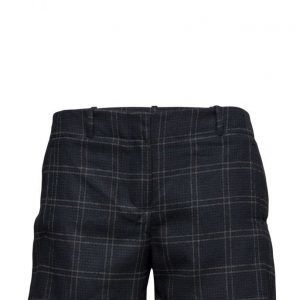 Mango Check Shorts shortsit
