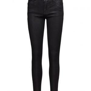 Mango Coated Skinny Gloss Jeans skinny farkut