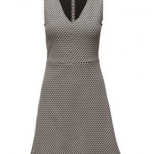 Mango Cotton-Blend Dress lyhyt mekko