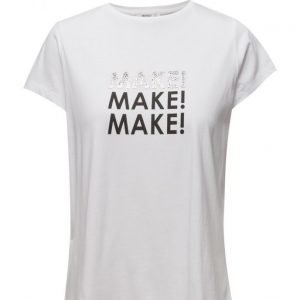 Mango Cotton Modal-Blend T-Shirt