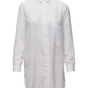 Mango Cotton Shirt tunikka