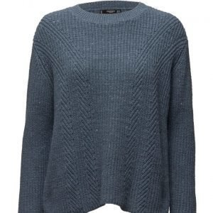 Mango Cotton Wool-Blend Sweater neulepusero