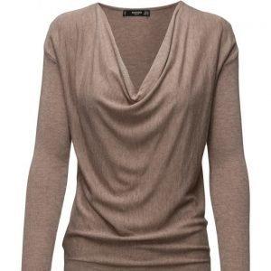 Mango Cowl Neck Sweater neulepusero