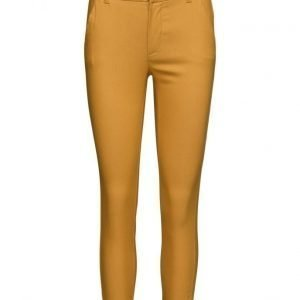 Mango Crop Slim-Fit Trousers skinny housut