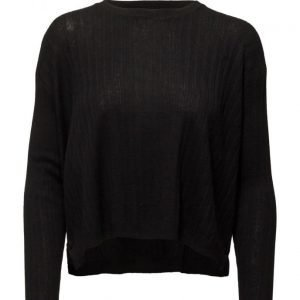 Mango Decorative Button Sweater neulepusero