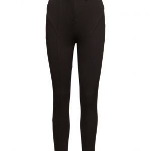 Mango Decorative Seam Leggings legginsit
