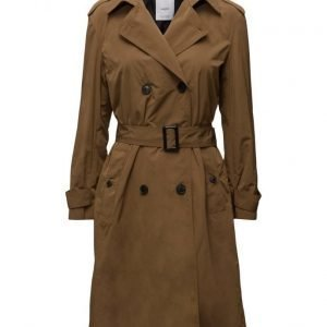Mango Double Breasted Trench trenssi