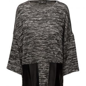 Mango Fine-Knit T-Shirt pitkähihainen pusero