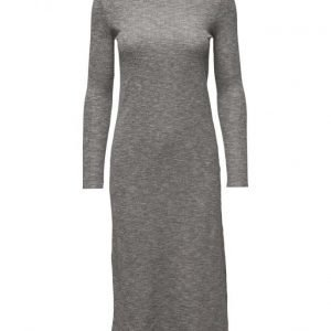 Mango Flecked Jersey Dress neulemekko
