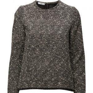 Mango Flecked Sweater neulepusero