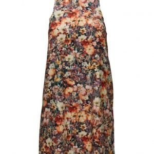 Mango Floral Print Dress mekko